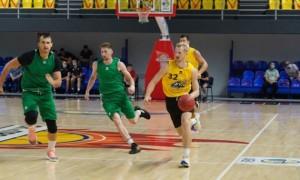 Київ-Баскет переміг Запоріжжя на Кубку Прометея