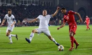Збірна Фінляндії розгромила Вірменію у матчі відбору Євро-2020