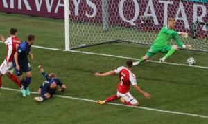 Данія - Фінляндія 0:1. Огляд матчу