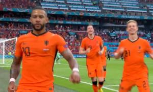 Нідерланди - Австрія 2:0. Огляд матчу