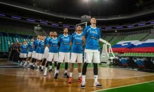 Збірна Словенії назвала склад на матчі відбору ЄвроБаскета в Києві
