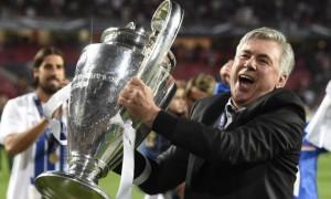 Анчелотті - головний тренер Реалу