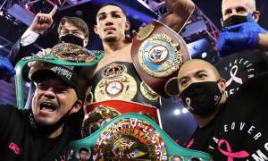 The Ring назвав двох найкращих боксерів року