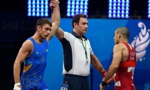 Михайлов пробився в чвертьфінал Європейських ігор