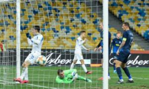 Динамо забило 1000-й домашній гол в УПЛ