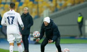 Зідан відреагував на поразку від Шахтаря