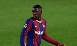 Барселона хоче продовжити контракт з Дембеле