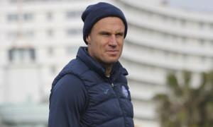 Шевчук покинув пост головного тренера Олімпіка