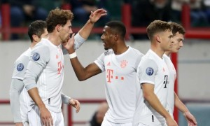 Локомотив - Баварія 1:2. Огляд матчу