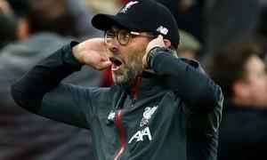 Клопп: Манчестер Юнайтед за 2 роки пробив більше пенальті, ніж Ліверпуль за 5,5 років
