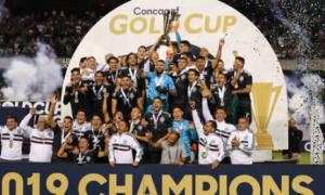 Мексика перемогла США у фіналі Золотого кубку