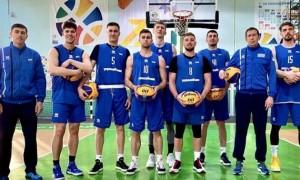 Збірна України з баскетболу 3х3 зіграє на турнірі у Франції