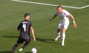 Хорватія зіграла внічию з Чехією на Євро-2020