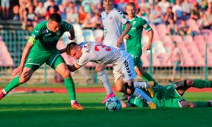 Волинь отримала технічну поразку у матчі із Карпатами