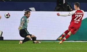 Фрайбург без проблем переміг Шальке в 12 турі Бундесліги