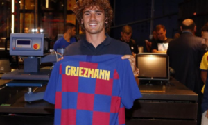 Барселона взяла кредит на трансфер Грізманна