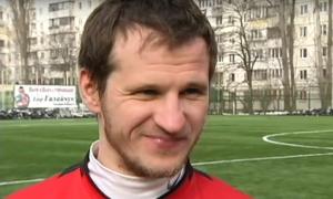 Алієв забив перший гол у сезоні в чемпіонаті Київщини