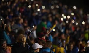 Рейнджерс подасть скаргу на поведінку школярів на матчі Спарти