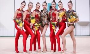 Українські гімнастки завоювали п'ять медалей на етапі Кубка світу