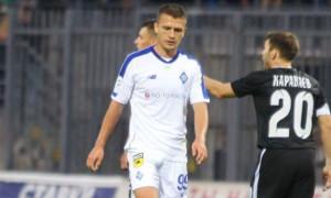 Дуелунд вперше після травми зіграв за Динамо і відразу ж забив