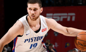 Детройт із Михайлюком вилетів із літньої ліги НБА