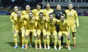 Жіноча збірна України переграла Туреччину у контрольному матчі