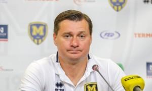 Демченко вказав на завдання Металіста