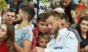 Ярмоленко: Я скучив за українськими уболівальниками