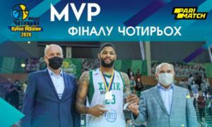 Визначено найкращих гравців фіналу Кубка України