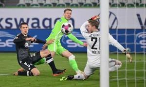 Вольфсбург розгромив Фрайбург у 19 турі Бундесліги