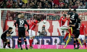 Баварія – Баєр 1:2. Огляд матчу