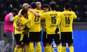 Борусії Дортмунд знищила Герту у 8 турі Бундесліги
