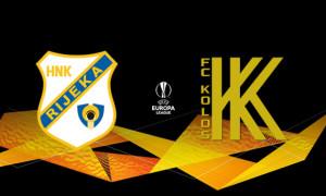 Рієка - Колос: онлайн-трансляція матчу Ліги Європи. LIVE