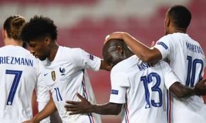 Португалія - Франція 0:1. Огляд матчу