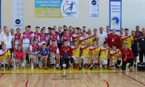 Мотор обіграв Одесу та виграв Кубок України