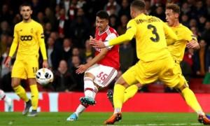 Арсенал - Стандард 4:0. Огляд матчу