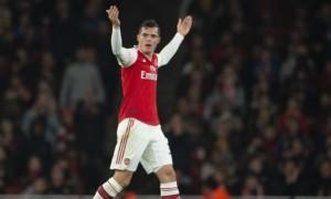 Джаку позбавили капітанської пов'язки у Арсеналі