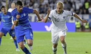 Греція – Фінляндія 2:1. Огляд матчу
