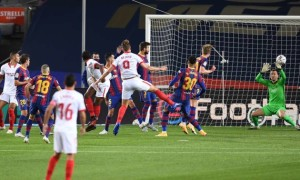 Барселона не змогла перемогти Севілью в 5 турі Ла-Ліги