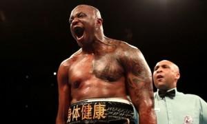 Вайт не бачить Усика в числі ТОП-5 боксерів світу