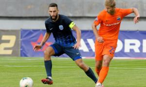 Калітвінцев та Філіппов вийдут в основі Десни в матчі проти Маріуполя