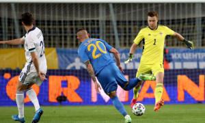 Збірна України перемогла Північну Ірландію у контрольному матчі