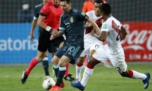 Перу – Аргентина 0:2. Огляд матчу