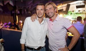 Ващук: Шевченко набагато кращий від Роналду