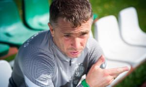Ребров: Я мріяв стати гравцем Шахтаря