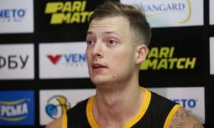 Київ-Баскет припинив співпрацю з естонським форвардом