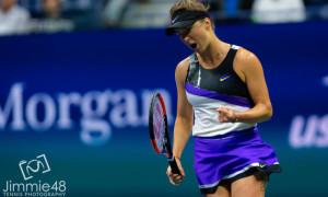 Світоліна переграла Конту і вийшла у півфінал US Open