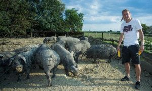 Колишній гравець Динамо відкрив ферму у рідному місті