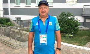 Прапороносцем України на церемонії відкриття ІІ Європейських ігор стане легендарний український стрілець