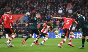 Саутгемптон - Бернлі 1:2. Огляд матчу